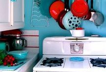 HDH: Kitchen / Ideas and inspiration for my own kitchen. One day....