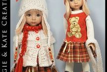 Doll Clothes (#3 of 3 boards) / by Lin Car