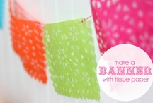 Parties & Celebrations / party favors, decor, invites and ideas! / by Lifestyle Crafts