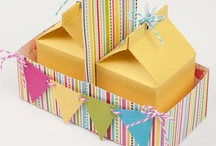 Boxes, Bags, Wrapping and Gifts! / Gifts, favors tags and wrapping! / by Lifestyle Crafts