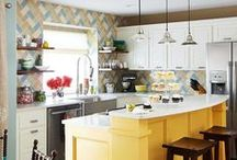 Home: Kitchens / by How Does She