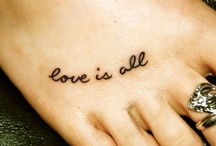 Ink <3 / by Jaime Sapia