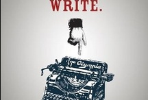 Just Write / by Cheryl Ruffing