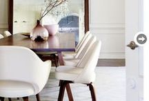 dining rooms / by Elaine Roy