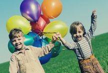 Birthday Party Ideas / I love a good birthday party!  / by Jen at KitchenCounterChronicle