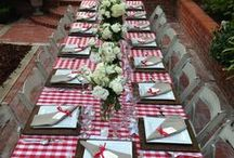 Events & Pretty Parties / weddings * birthdays * showers   / by AlisonByDesign