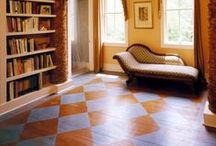 Painted Floors / by Grauers Decorating Center Lancaster Pa