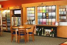 Come visit our store / by Grauers Decorating Center Lancaster Pa