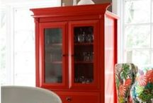Painted Furniture and cabinets / by Grauers Decorating Center Lancaster Pa