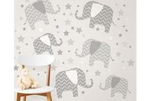 Nurseries / by WallPops Wall Decals