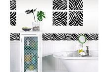Bathrooms / by WallPops Wall Decals