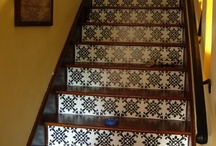 Stairway to Heaven / Transform your stairs into a stylish walk-up in no time!