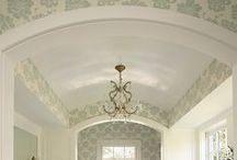 Creative ceilings / by Grauers Decorating Center Lancaster Pa