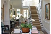 Entry ways / by Grauers Decorating Center Lancaster Pa