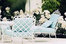 Gardens & Terraces / Lovely gardens, verandas, terraces...