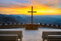Sacred / I certainly appreciate great architecture and I suspect so does God. / by Robert Potillo
