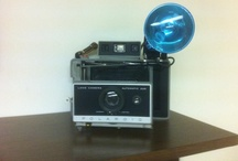 Cameras / All kinds, new & old. / by Robert Potillo