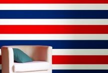 4th of July Wall Art / by WallPops Wall Decals