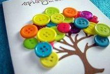 Κουμπιά παντού (Button crafts) / Γιατί crafts χωρίς κουμπιά δεν γίνονται!