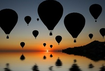 Balloons / They float in the sky, that's why. / by Robert Potillo