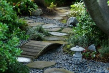 GardenIdeas / Things to do for the Garden and or yard (one day the gardens will fill our yard :) / by Robert Potillo
