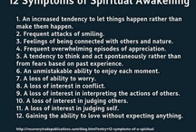 God/Spirituality / Things we need to be doing.
