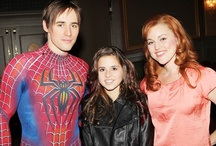 Celebrity Visits / When over 200 famous faces swing by your show, even super heroes get a little star struck! See if any of your favorite celebrities paid us a visit.