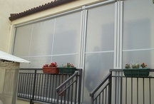 Tenda veranda ermetica con tessuto VINITEX antingiallimento / Tenda veranda ermetica con tessuto VINITEX antingiallimento Tenda veranda ideale per riparare il tuo balcone dalla pioggia e dal gelo invernale. Potrai riparare le tue piante,la caldaia, stendere la biancheria e far prendere una boccata d'aria al tuo aniamle domestico. Se ti piacciono le nostre tende veranda e i nostri lavori visita www.mftendedasoletorino.it e chiamaci per un preventivo gratuito a domicilio. M.F. Tende e tendaggi Via Magenta 61 10128 Torino  Tel.:01119714234