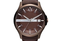 Armani Exchange Men's Watches / Collection of A/X Watches now available at John Greed Jewellery. View the collection here: http://www.johngreedjewellery.com/icat/armaniexchange/ / by John Greed Jewellery