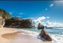 Beach Retreats / by Cindy Scarlet