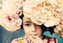 Flowers in Her Hair / by Gemma Thérèse Pearce