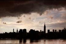 Big Apple  / New York City... what else?