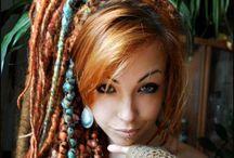 Nails, make up and hair / by Sarah Gladu