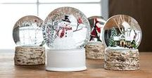 Holiday / Our Holiday program contains a myriad of festive décor pieces in the most popular and whimsical of styles.