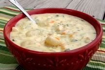 Soups On! & Stews / by Chellene Morrison