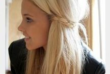 Hair! :3 / by Brittany Asbury