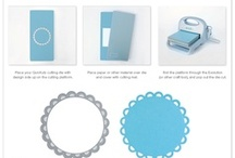 QuicKutz Cutting Die Education / Learn all about QuicKutz cutting dies, including features, how-to's, compatibility, creative ideas and more! / by Lifestyle Crafts