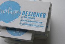Business Cards / by Dorinda Dohner