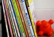 Books for Kids / A resting place for all the fabulous books for kids to read and enjoy / by Jen at KitchenCounterChronicle