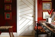 Doors With Distinction / #Doors | #Gild&Garb | #McCoryInteriorsInspirations | #MI