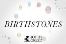 PANDORA Birthstones / Treat yourself or someone special with a birthstone pendant, earrings or charm! Check out our website http://jgj.im/1Hi3Vxq