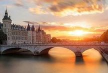 Paris City / by Chris den Hamer