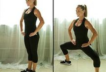 Workout ideas  / For hen I diced to stop being lazy lol  / by Miss evil kitty/GabbieA