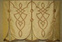 Be Inspired ~ Valances / A perfect place to find great ideas for valances / by Grauers Decorating Center Lancaster Pa