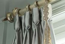Be Inspired~ Drapery Panels / Stylish Drapery Panels / by Grauers Decorating Center Lancaster Pa