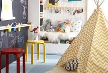 Chevron Chic Decor / by WallPops Wall Decals