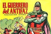 El Guerrero del Antifaz #comic / comic