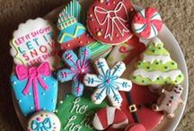 Christmas Cookies / The best Christmas cookie recipes / by Jen at KitchenCounterChronicle