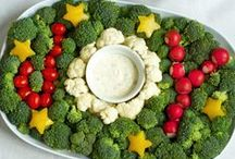 Christmas Dinner with Kids / A fabulous selection of kid-friendly holiday dishes...get ready for the holidays with these Christmas recipes