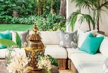 Porches We LOVE / Fresh ideas to for a stylish outdoor space
